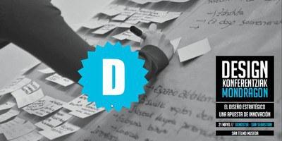 """Jornada sobre """"El diseño estratégico: una apuesta de innovación"""""""
