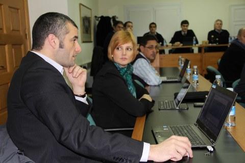 Jornada sobre las alianzas internacionales en MONDRAGON