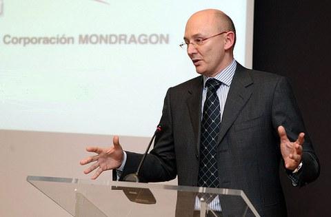 Juan María Palencia, nuevo gerente de Fagor Ederlan Taldea
