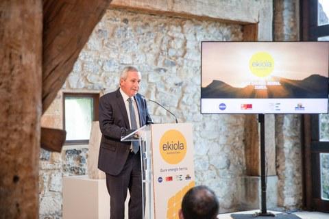 KREAN y el Ente Vasco de la Energía impulsarán cooperativas en el ámbito de la energía renovable
