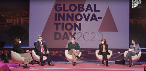 La División de Componentes de MONDRAGON entre los seis casos seleccionados en el Global Innovation Day 2021