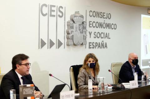 La Economía Social renueva su presencia en el Consejo Económico y Social