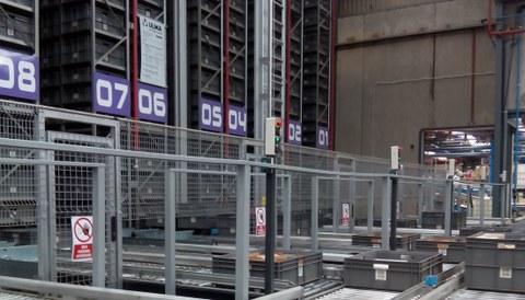 Ulma Handling Systems automatiza las instalaciones de EHLIS
