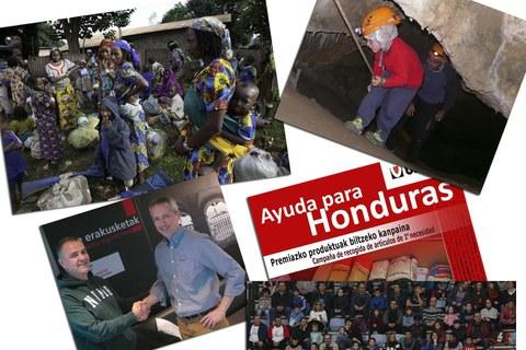 La Fundación Ulma encauza la solidaridad y el compromiso de las personas del Grupo