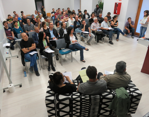 La gobernanza cooperativa a debate en la 5ª Jornada de Cooperativismo