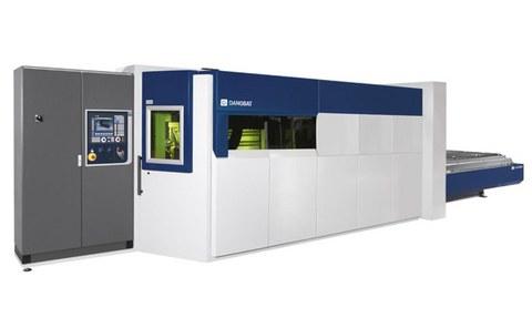 La italiana Eurotek adquiere una máquina de corte por láser de fibra DANOBAT de grandes dimensiones