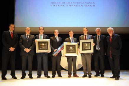 """Orona reconocida con el galardón """"Made in Euskadi"""" por su internacionalización"""