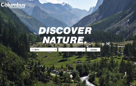 La marca Columbus estrena nueva web con tienda online