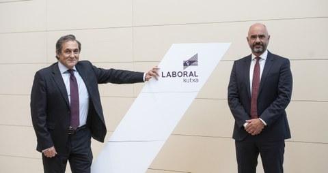 LABORAL Kutxa obtiene un beneficio de 87 millones de euros en 2020 y refuerza su liderazgo en solvencia