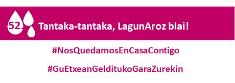 LagunAro sigue a disposición de todo su colectivo protegido