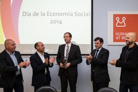 Las cooperativas navarras celebraron el Día de la Economía Social con muy buenas expectativas de futuro