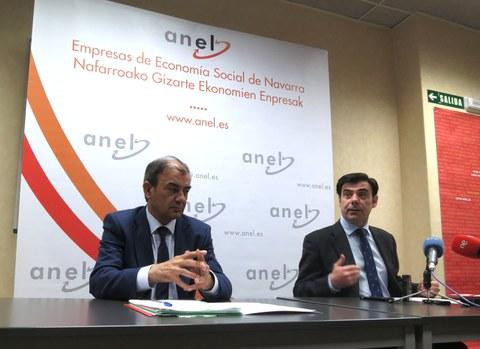Las empresas de economía social crearon 2 de cada 3 empleos privados en el segundo semestre de 2014 en Navarra
