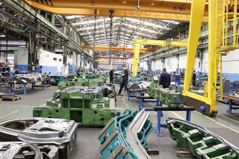 Las empresas vascas se muestran más optimistas sobre la evolución de la economía