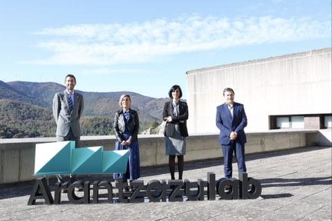 Las universidades vascas se unen al proyecto Arantzazulab para desarrollar espacios de investigación