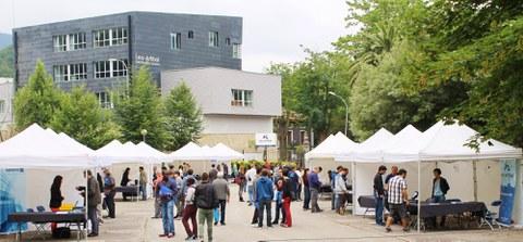 Lea Artibai Ikastetxea organiza la III Feria del empleo