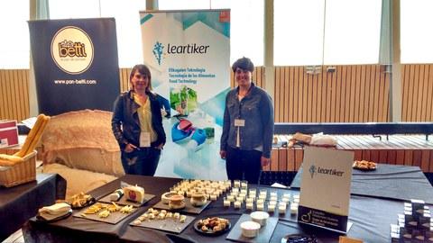 Ausolan y Leartiker en el Día del Clúster de Alimentación de Euskadi