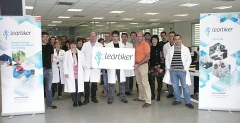 Leartiker presenta su nueva identidad gráfica