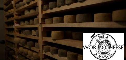 Leartiker y la quesería Saskagoin S.Coop obtienen el Word Cheese Award