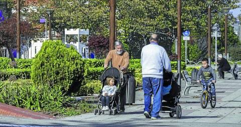 Leve retroceso en la confianza de los hogares vascos