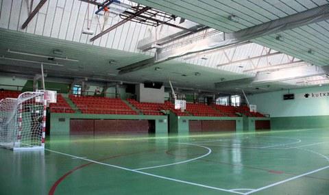 LKS KREAN dirigirá la reforma y ampliación del polideportivo Zubikoa en Oñati (Gipuzkoa)