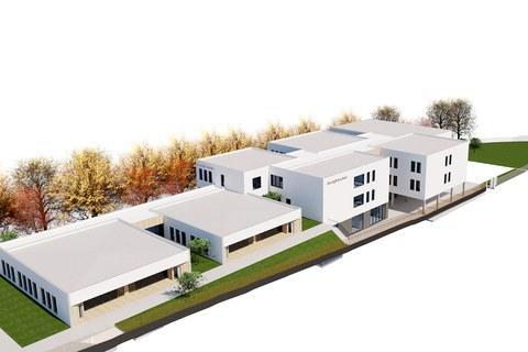 LKS Krean diseña la nueva sede de English School en Donostia