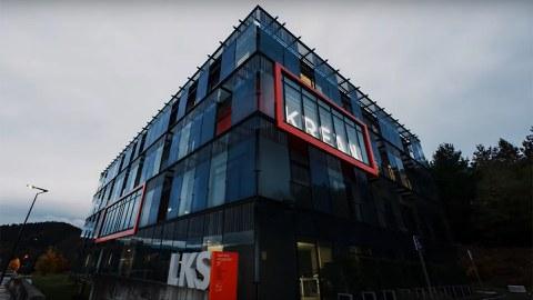 LKS Krean obtiene la certificación WELL GOLD en su sede en Mondragón