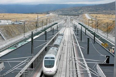 LKS Krean participará en la redacción del proyecto de la línea de Alta Velocidad Madrid - Extremadura