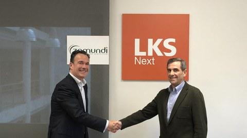 LKS Next incorpora a su grupo la ingeniería de sistemas Zamundi