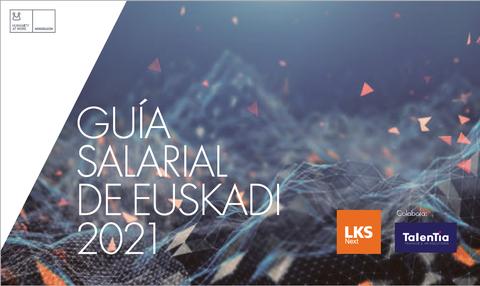 LKS Next lanza la tercera edición de la Guía Salarial de Euskadi