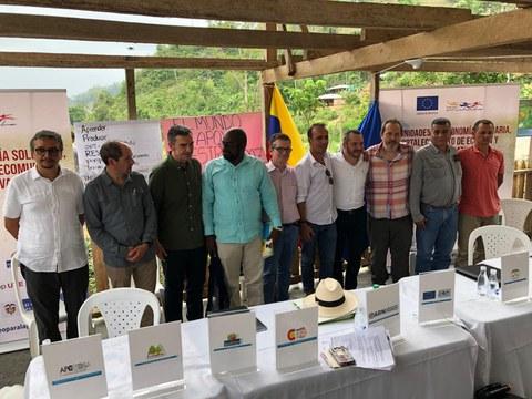 LKS Next y ALECOP participan en el proyecto para impulsar una red de cooperativas en Colombia