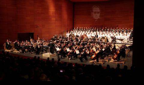 Éxito del concierto homenaje en conmemoración de Arizmendiarrieta