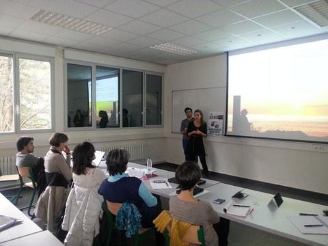 Los alumnos del Máster en Diseño Estratégico presentan sus propuestas para el turismo de Euskadi