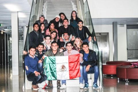 Los alumnos y alumnas de LEINN en México realizan su estancia en Oñati