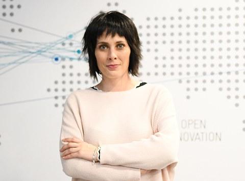 Lourdes García, responsable del talento en IK4 – Ideko