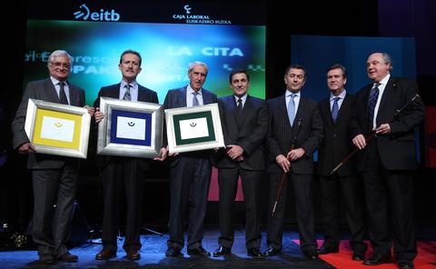 Maier, Premio a la Innovación Empresarial en la Cita de la Empresa Vasca