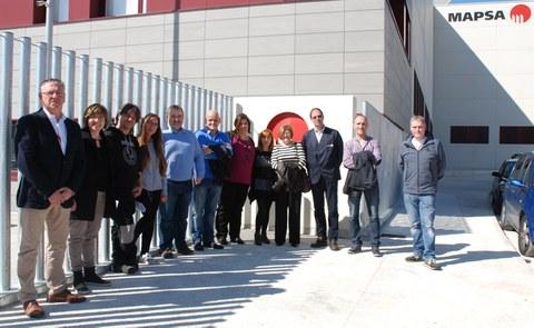 Mapsa entrega 32.600 euros a organizaciones solidarias