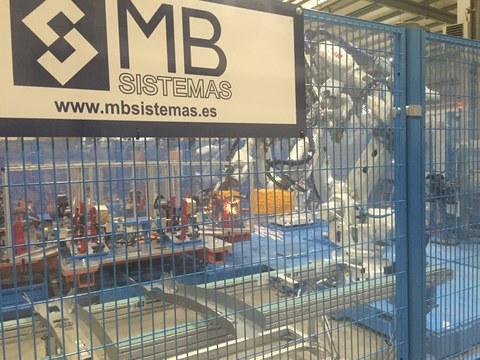 MB Sistemas inicia su andadura en México con un pedido para Gestamp