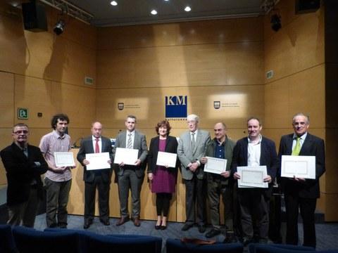 mccgraphics gana el premio Juan de Yciar 2014 de calidad editorial