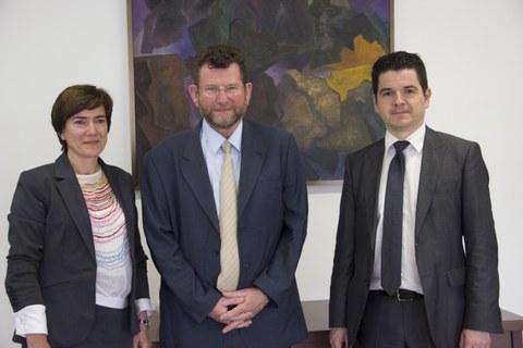 Michel Godet visita Corporación MONDRAGON en el 25º aniversario de Prospektiker
