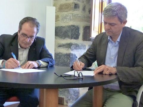 MISE y AYUDA EN ACCIÓN firman un acuerdo para promover el desarrollo de comunidades rurales