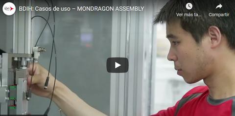 Mondragon Assembly  ofrece alta eficiencia en líneas de fabricación