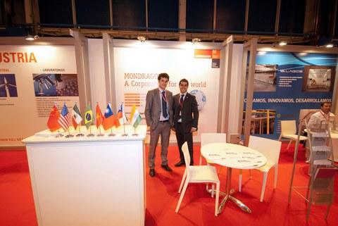 """MONDRAGON Internacional lidera una jornada sobre la internacionalización de la PYME en """"METALMADRID 2011"""""""