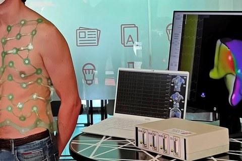 MONDRAGON invierte en la startup Corify, que desarrolla un innovador dispositivo médico de mapeo cardíaco