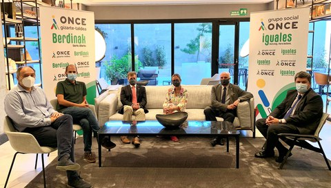 MONDRAGON, Metro Bilbao, EITB Maratoia, Iñigo Pombo y Har- Eman Premios Solidarios 2021