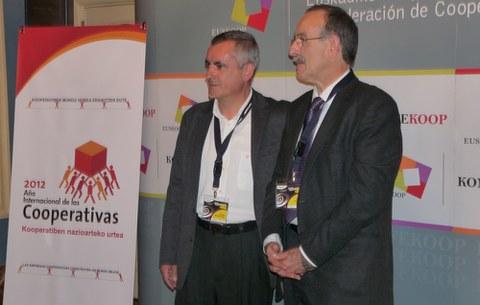 MONDRAGON presente en el Año Internacional de las Cooperativas
