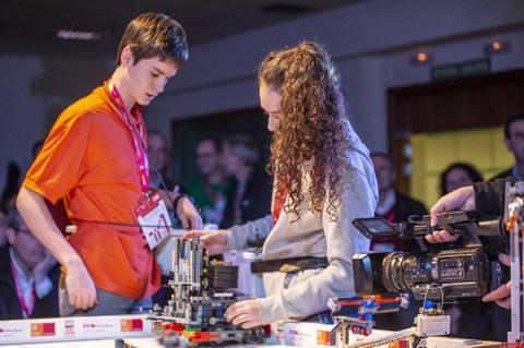 Mondragon Unibertsitatea dispuesta a dar un paso más en la organización de First Lego League 2020