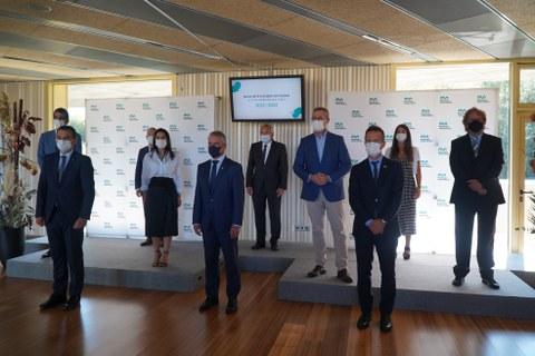La Facultad de Ciencias Gastronómicas, Basque Culinary Center, acoge la apertura del nuevo curso académico