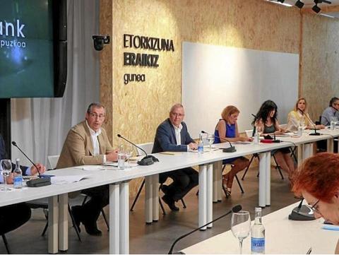 Mondragon Unibertsitatea participa en el foro que impulsa una recuperación verde en Gipuzkoa