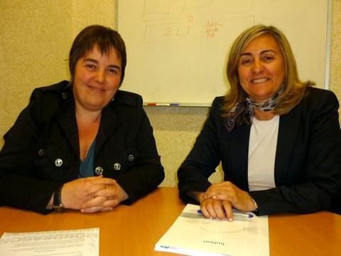 Mondragon Unibertsitatea y el cluster Eiken firman un convenio de colaboración
