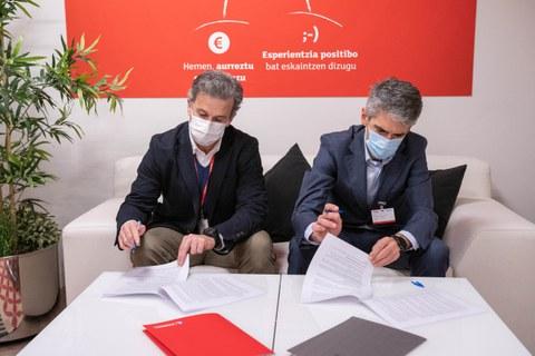 """Mondragon Unibertsitatea y Eroski, alianza en """"Data Analytics"""""""